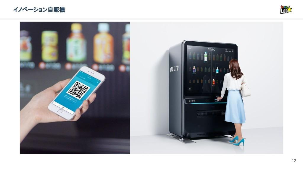 イノベーション自販機 12