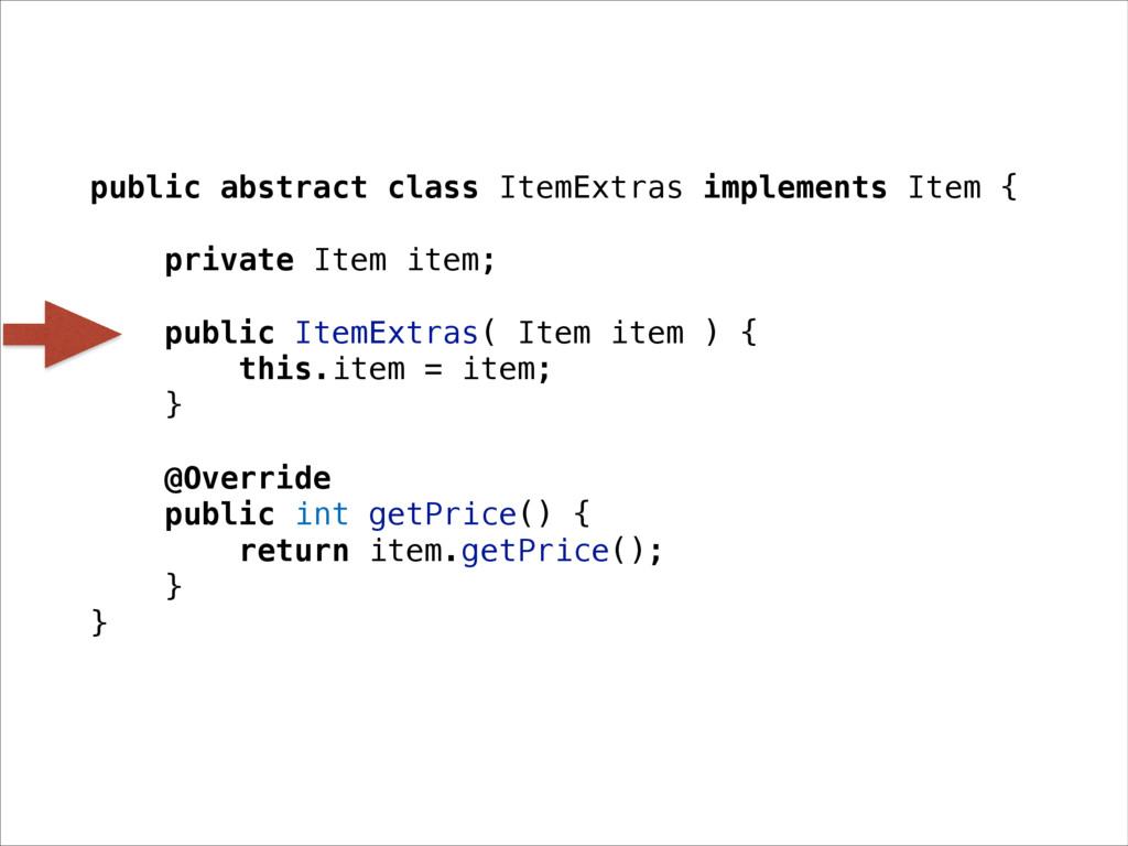 public abstract class ItemExtras implements Ite...