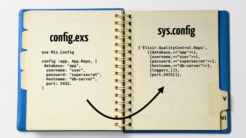 use Mix.Config config :app, App.Repo, [ databas...