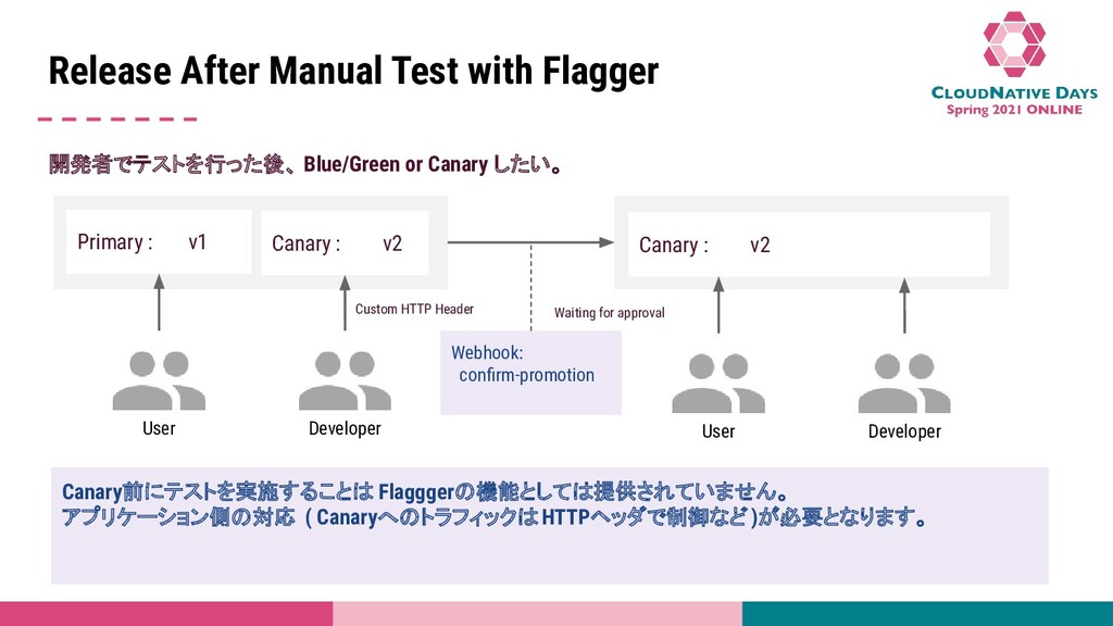 Title Name Release After Manual Test with Flagg...