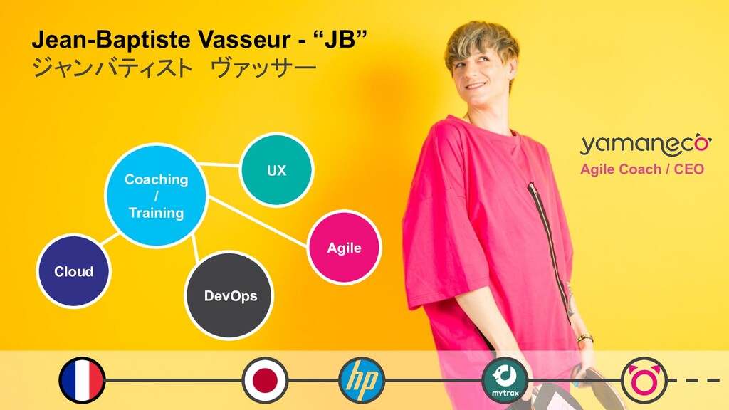 """Jean-Baptiste Vasseur - """"JB"""" ジャンバティスト ヴァッサー Agi..."""