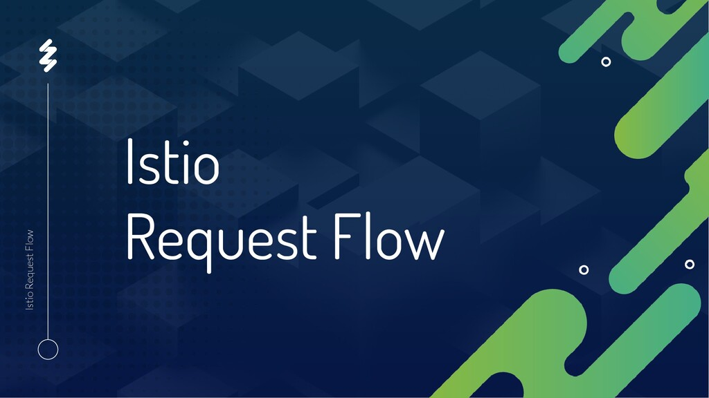 Istio Request Flow Istio Request Flow