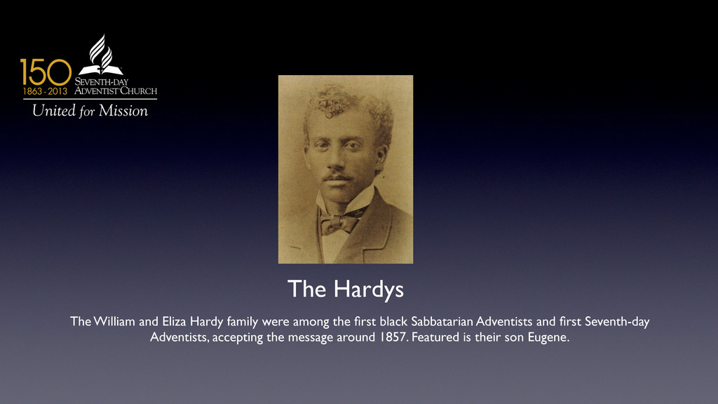The Hardys  The William and Eliza Hardy famil...