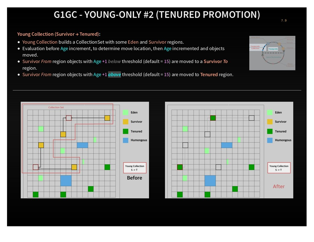 G1GC - YOUNG-ONLY #2 (TENURED PROMOTION) Young ...