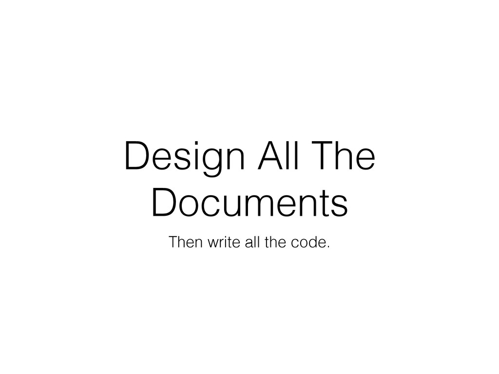 Design All The Documents Then write all the cod...