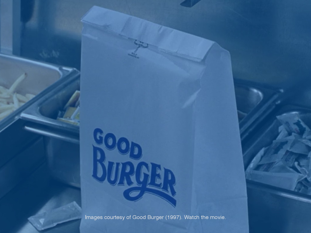 Images courtesy of Good Burger (1997). Watch th...
