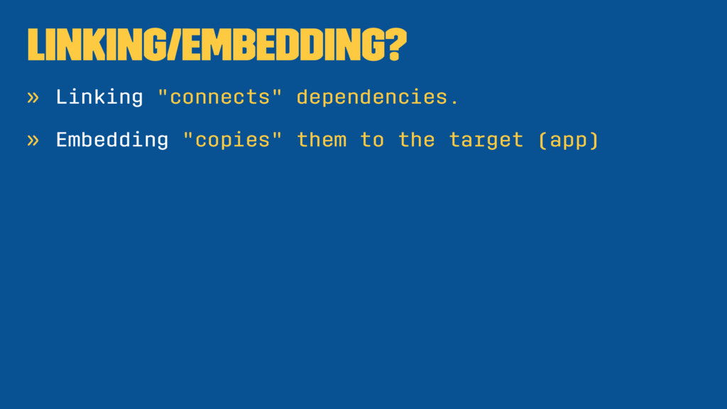 """Linking/Embedding? » Linking """"connects"""" depende..."""