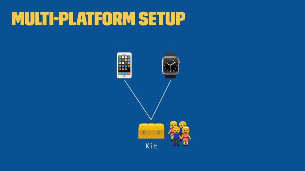 Multi-Platform Setup