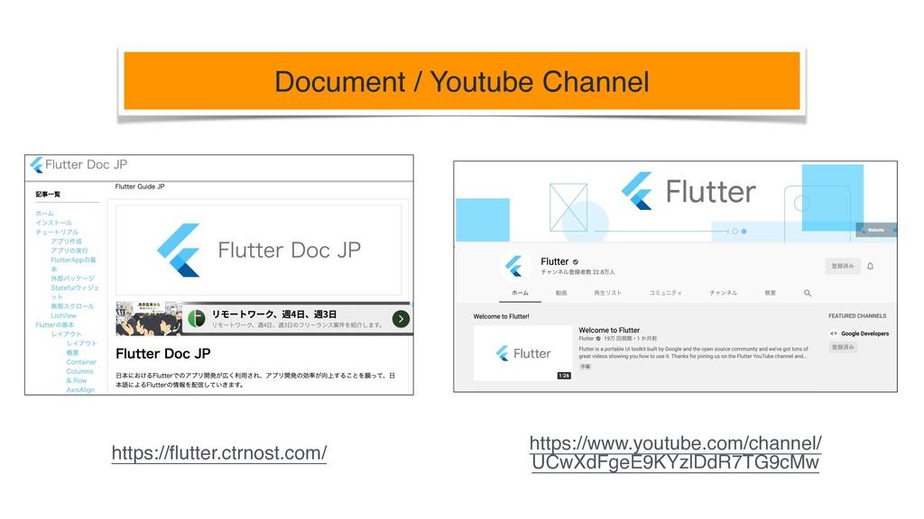 https://flutter.ctrnost.com/ https://www.youtube...