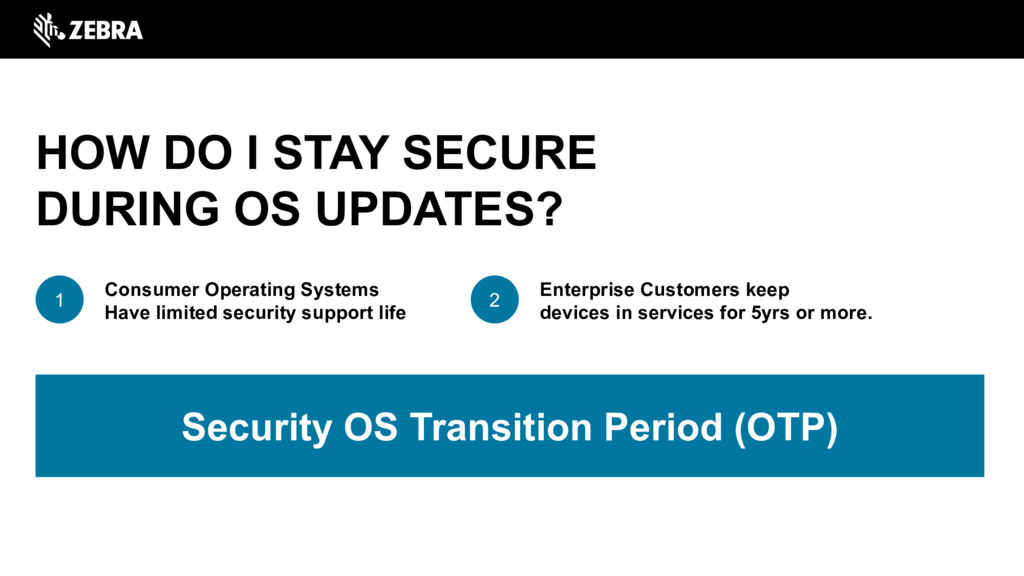 HOW DO I STAY SECURE DURING OS UPDATES? Securit...
