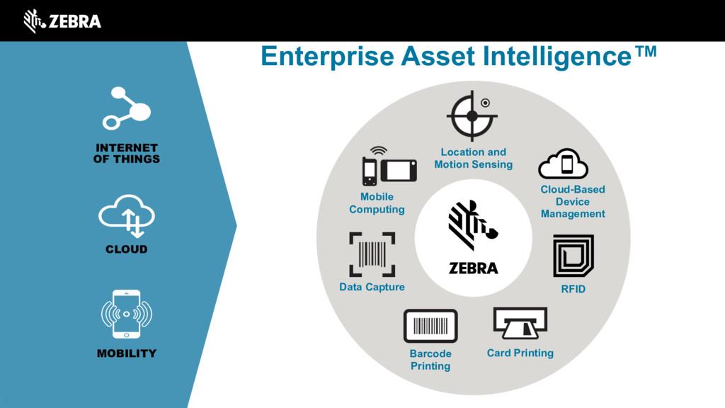 Enterprise Asset Intelligence™ 5 RFID Cloud-Bas...