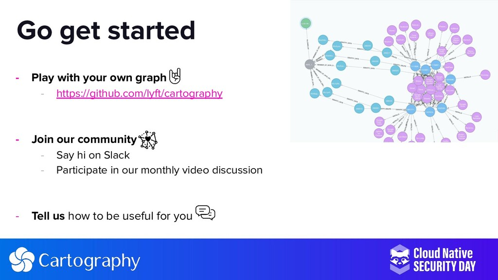 - Play with your own graph - https://github.com...