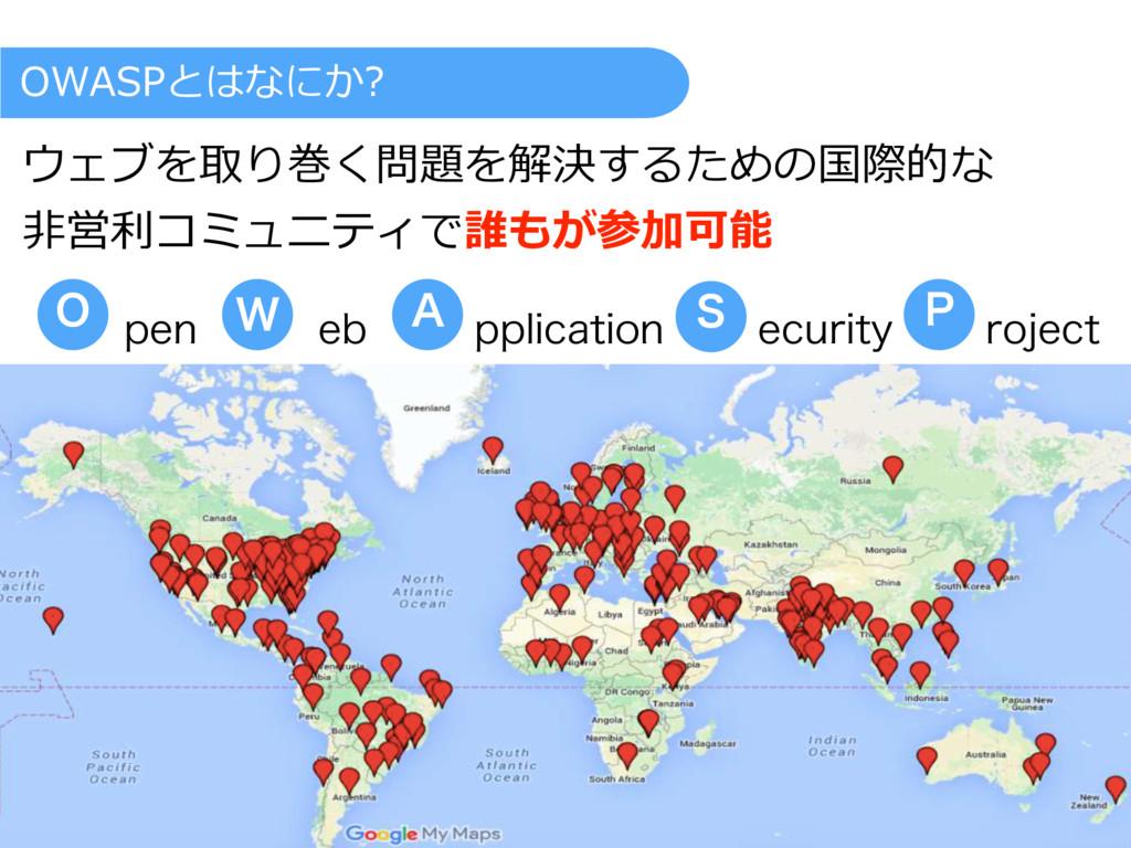 """ウェブを取り巻く問題を解決するための国際的な ⾮営利コミュニティで誰もが参加可能 0 8 """"..."""