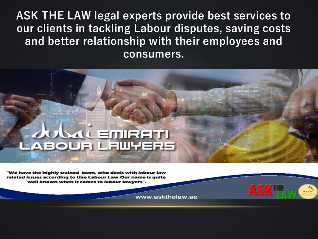 ASK THE LAW legal experts provide best services...