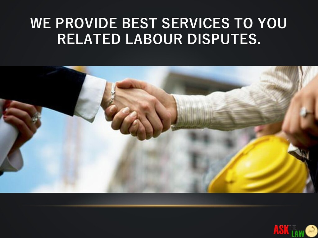 WE PROVIDE BEST SERVICES TO YOU RELATED LABOUR ...