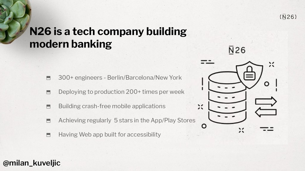 ⬒ 300+ engineers - Berlin/Barcelona/New York ⬒ ...