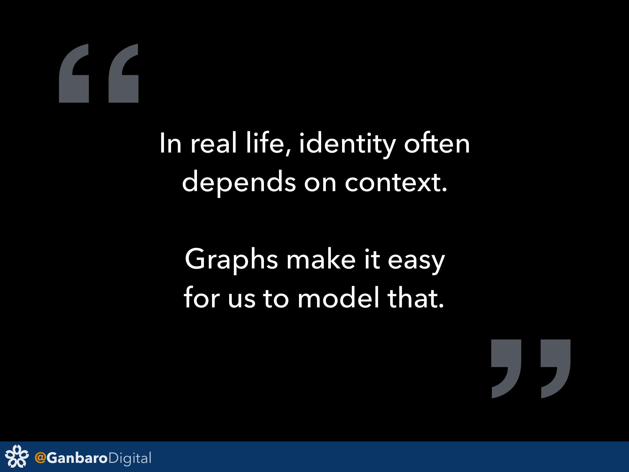 "@GanbaroDigital ""In real life, identity often d..."