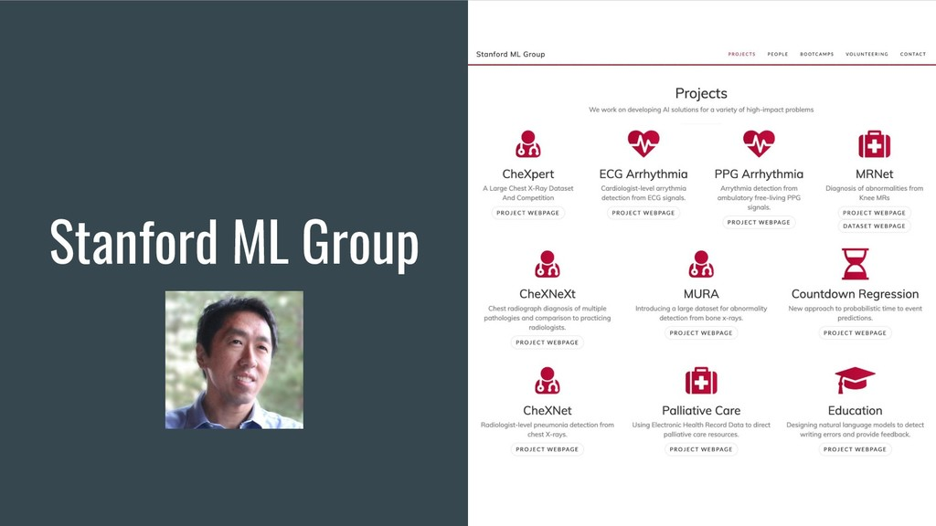 Stanford ML Group