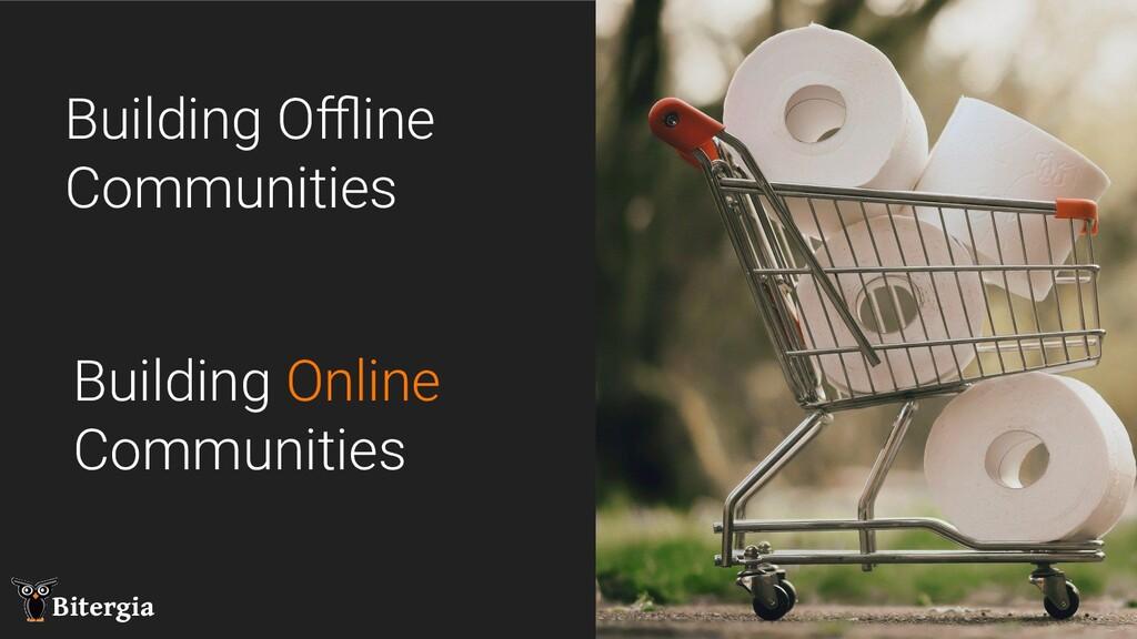 Share this! @Bitergia Bitergia Building Offline C...