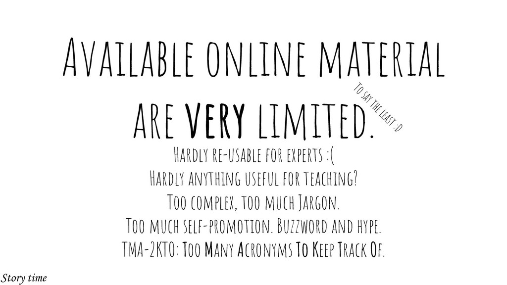 Available online material are very limited. Har...