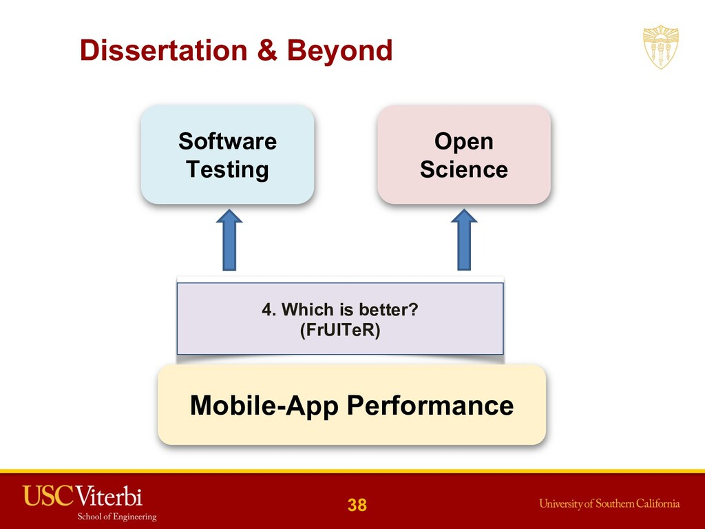 4. Which is better? (FrUITeR) Dissertation & Be...