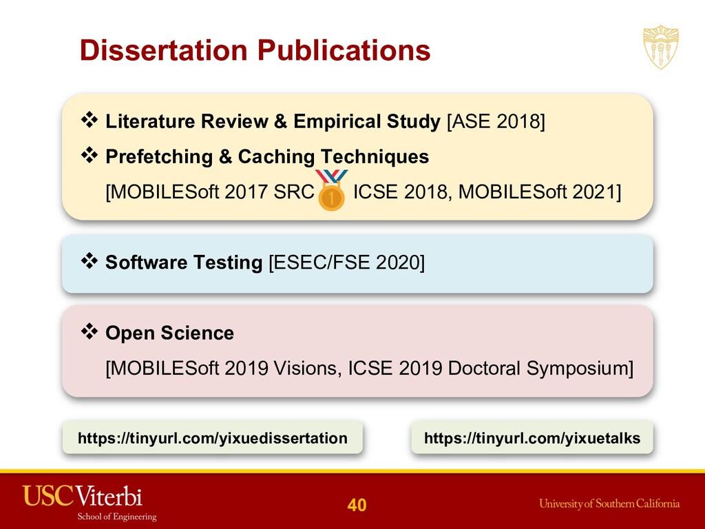 Dissertation Publications v Literature Review &...