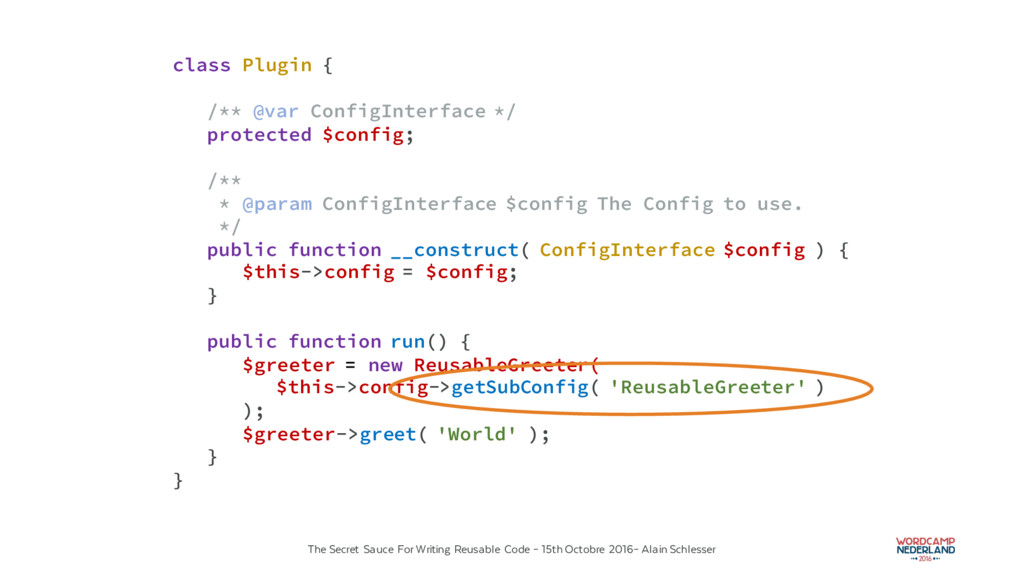 The Secret Sauce For Writing Reusable Code – 15...