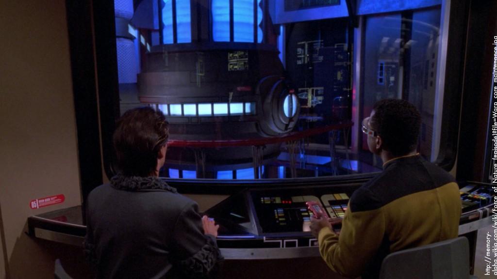 Enterprise Warp Drive http://memory-