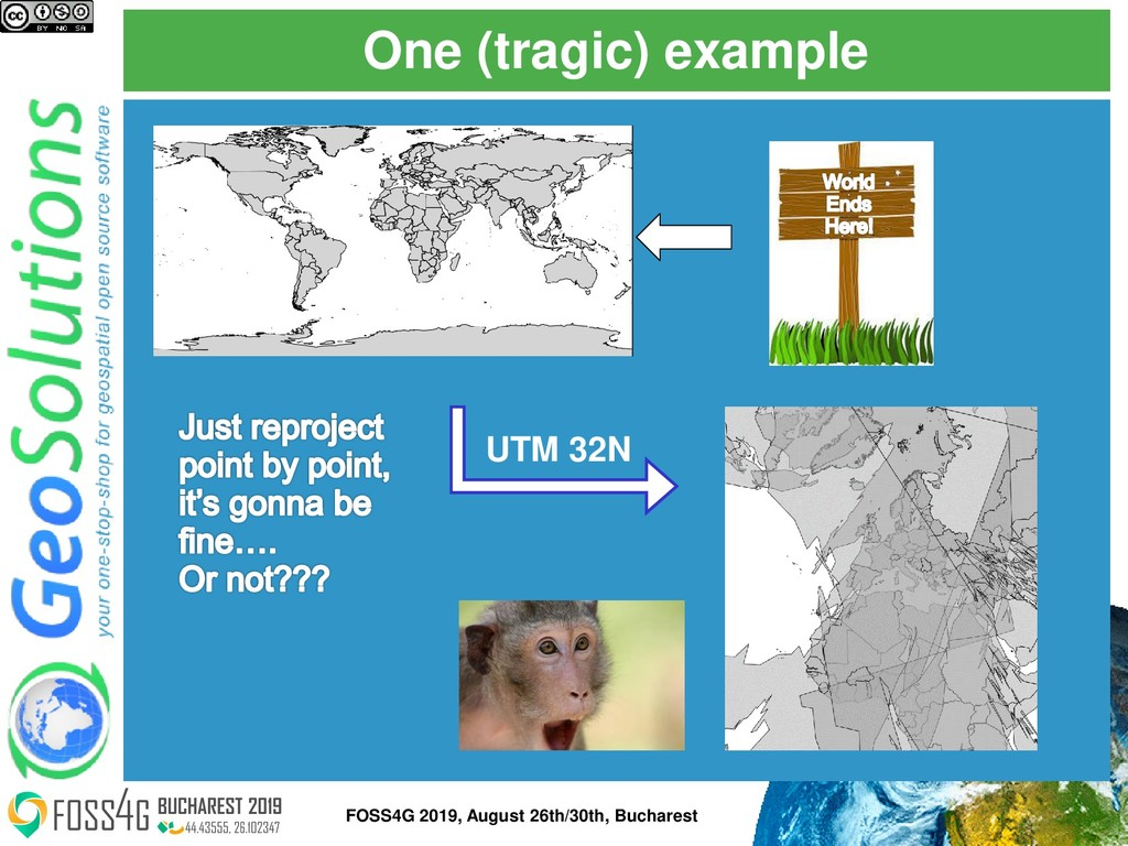 One (tragic) example FOSS4G 2019, August 26th/3...