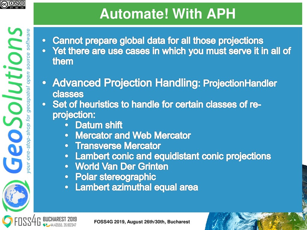 Automate! With APH FOSS4G 2019, August 26th/30t...