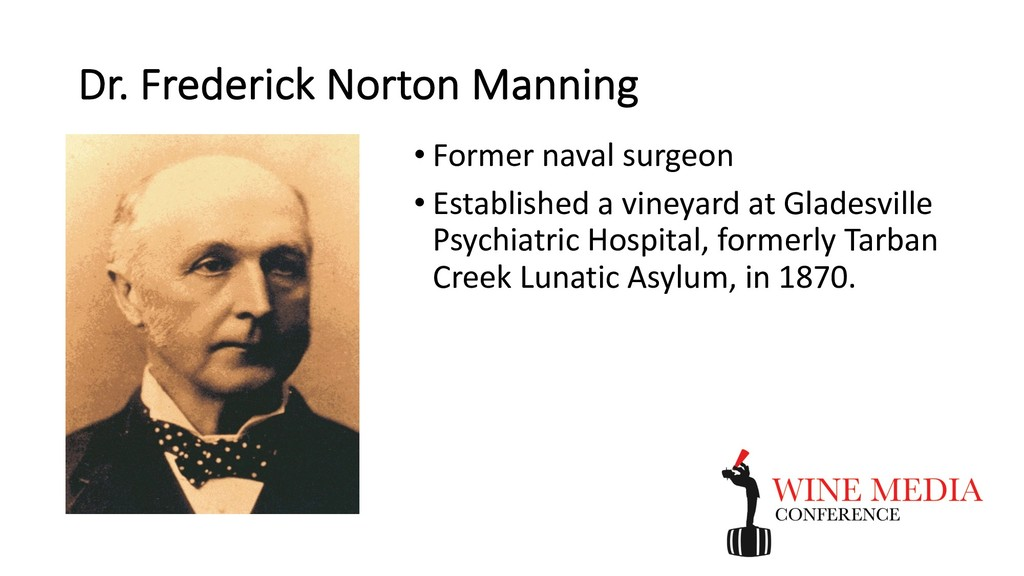 Dr. Frederick Norton Manning • Former naval sur...