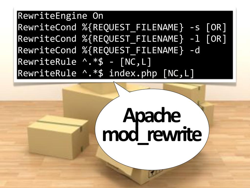 RewriteEngine*On RewriteCond*%{REQUEST_FILENAME...