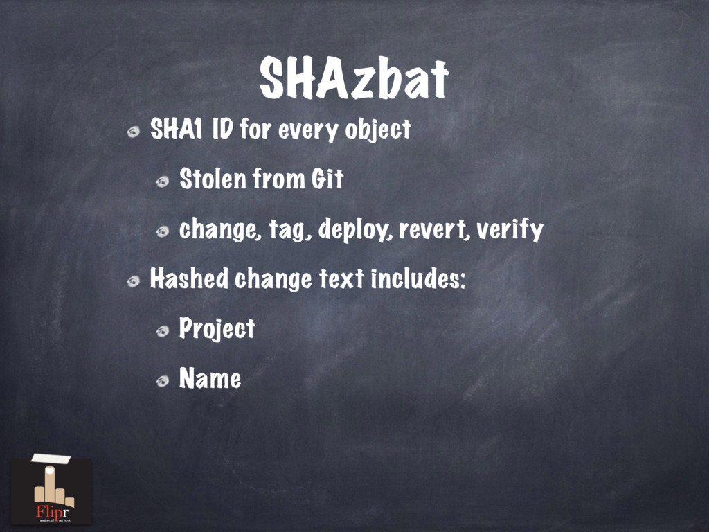 SHAzbat SHA1 ID for every object Stolen from Gi...