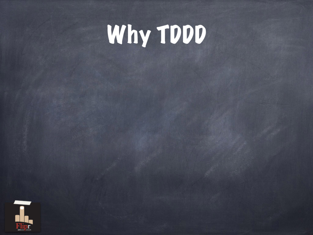 Why TDDD antisocial network