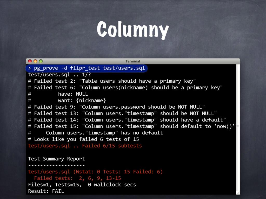 > pg_prove -d flipr_test test/users.sql test/us...