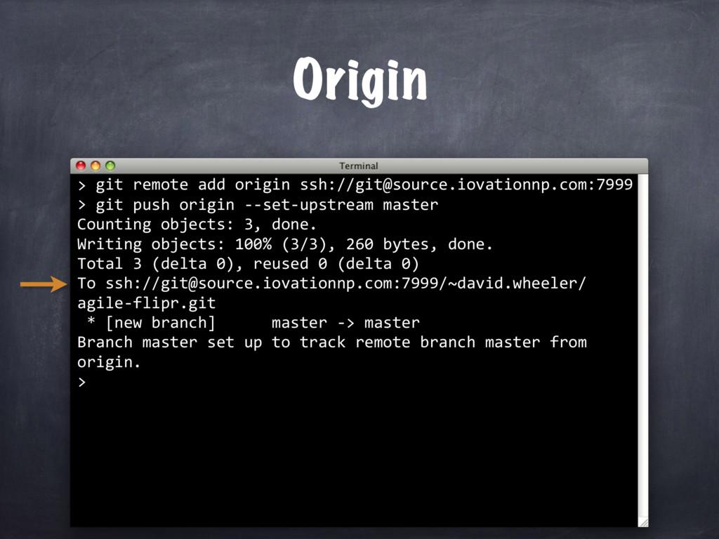 git push origin --set-upstream master Counting ...