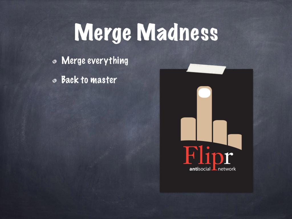 antisocial network Merge Madness Merge everythi...
