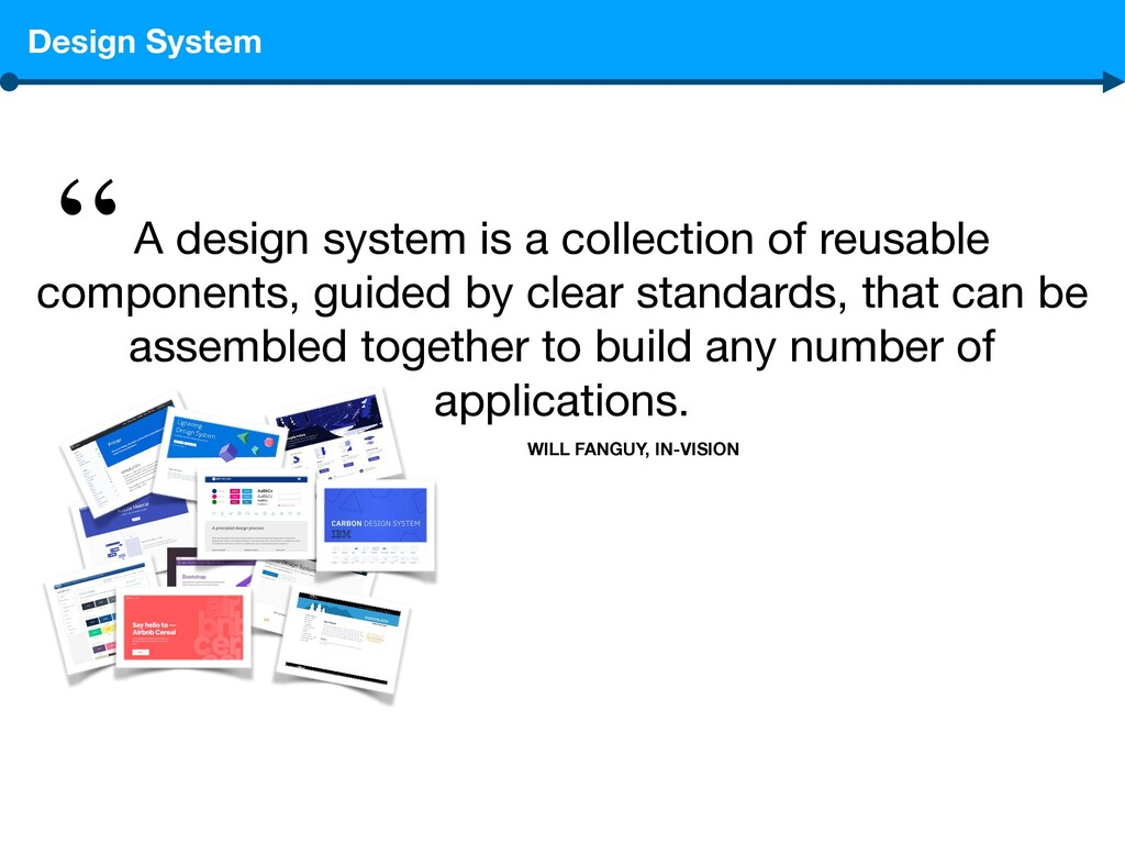 Design System A design system is a collection o...
