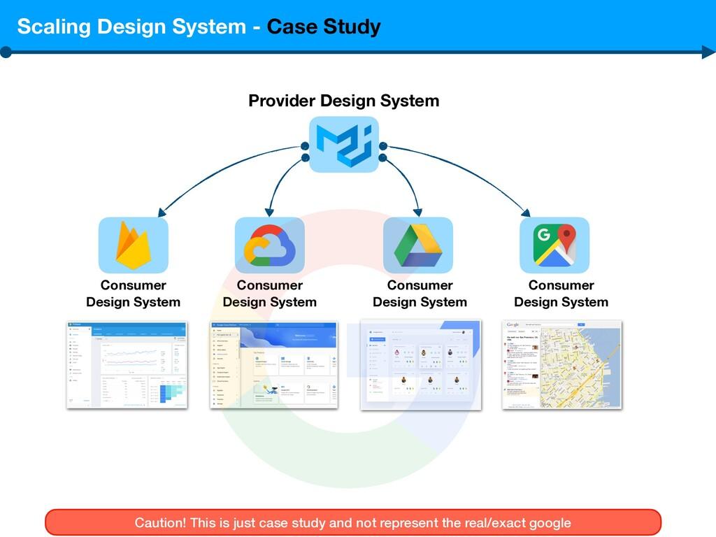 Scaling Design System - Case Study Provider Des...