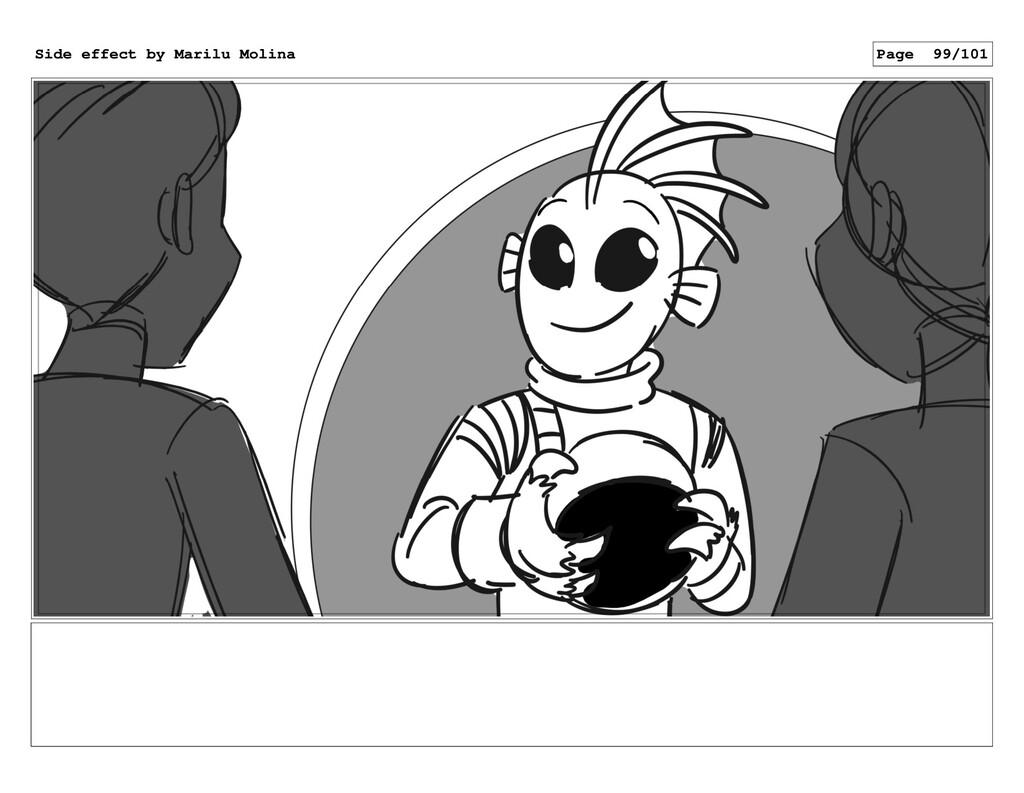 Side effect by Marilu Molina Page 99/101