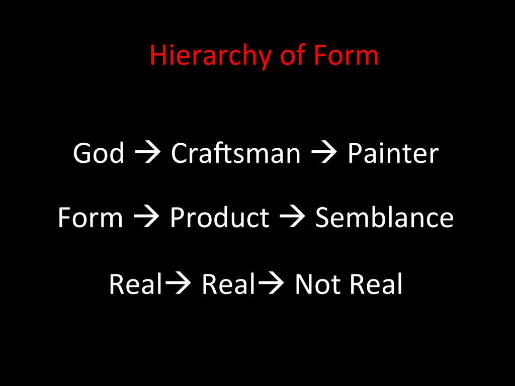 God  CraQsman  Painter  Form...