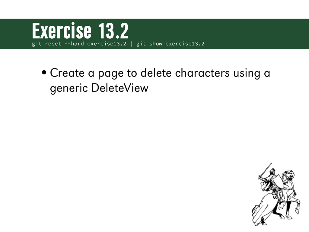git reset --hard exercise13.2 | git show exerci...