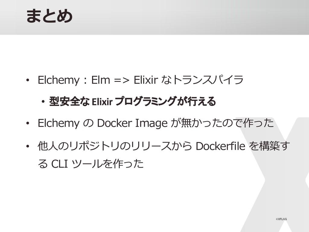 • E C •  Elixir     • = : = : •...
