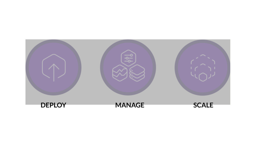 DEPLOY MANAGE SCALE