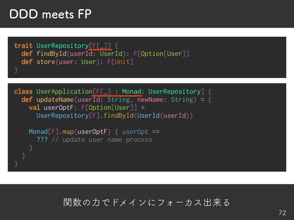 ؔͷྗͰυϝΠϯʹϑΥʔΧεग़དྷΔ %%%NFFUT'1   class User...