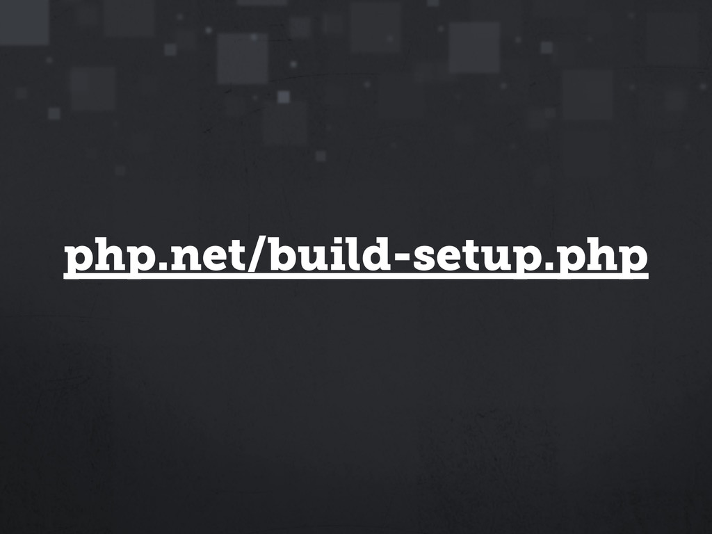 php.net/build-setup.php