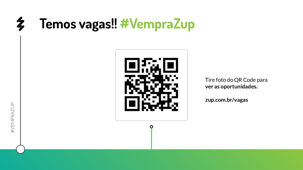#VEMPRAZUP Temos vagas!! #VempraZup Tire foto d...