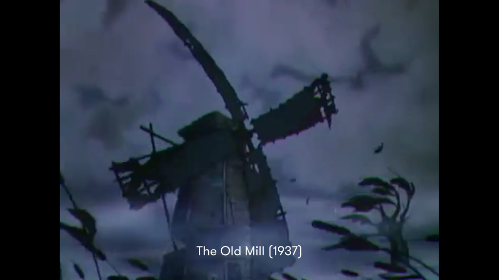 The Old Mill (1937)