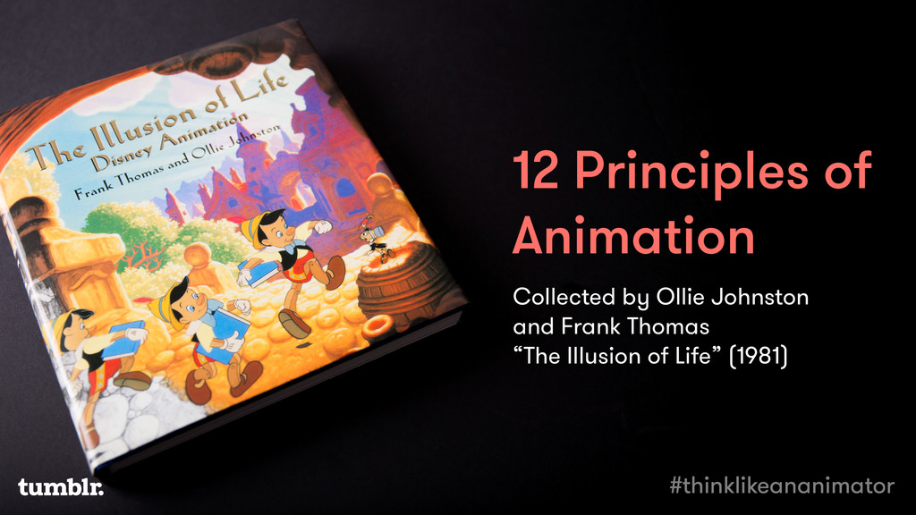 12 Principles of Animation Collected by Ollie J...