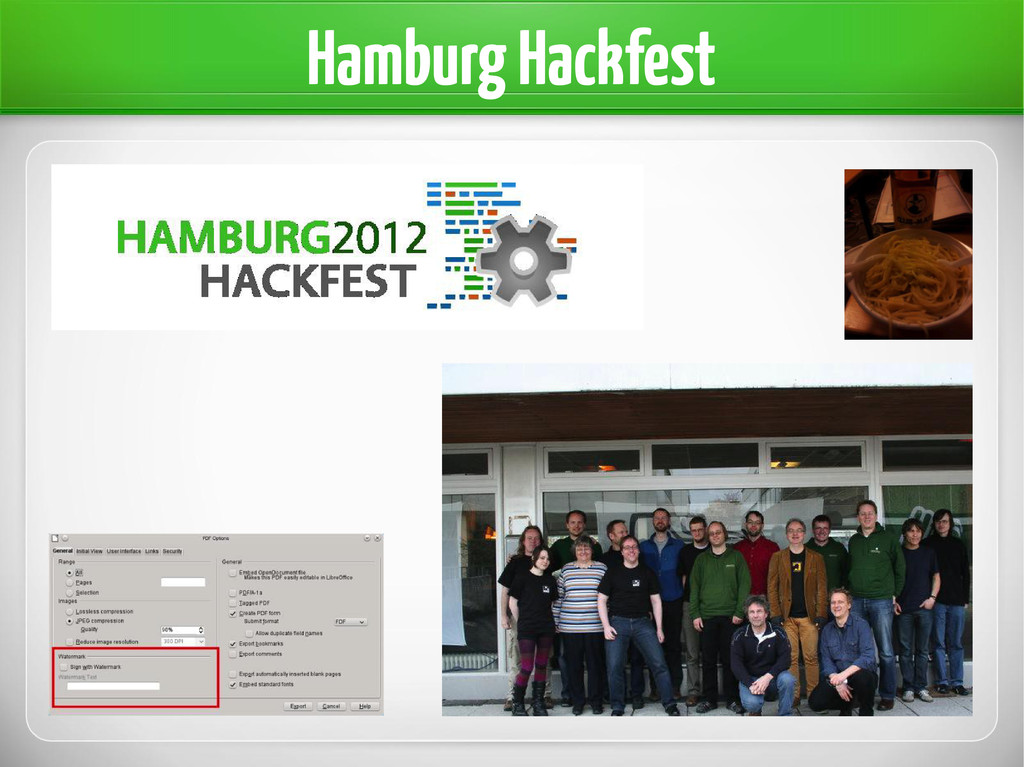 Hamburg Hackfest